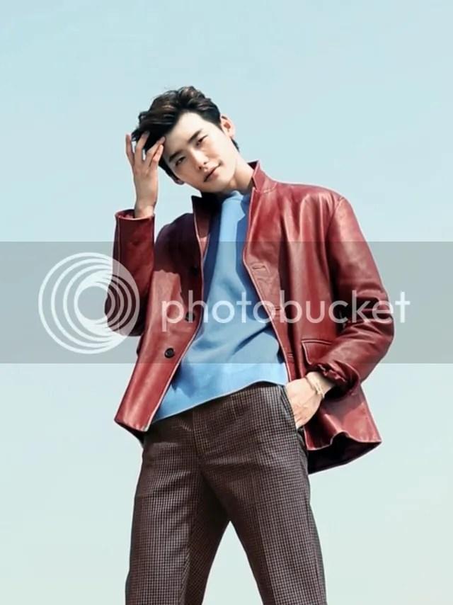 More of Lee Jong Seok In High Cut Vol 108 UPDATED