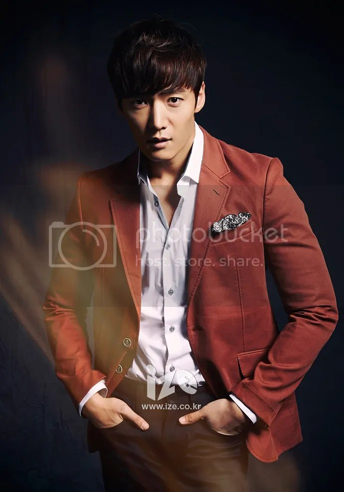 Heirs Choi Jin Hyuk For IZE Magazine  Couch Kimchi