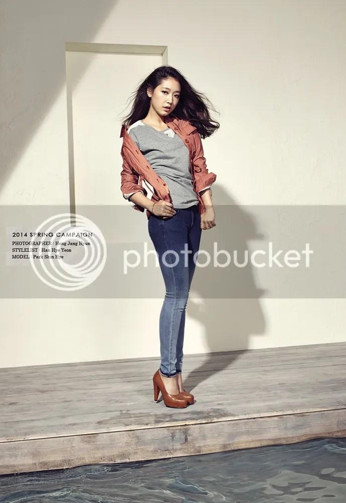 More JAMBANGEE SS2014 Visuals Feat Park Shin Hye Amp Ahn