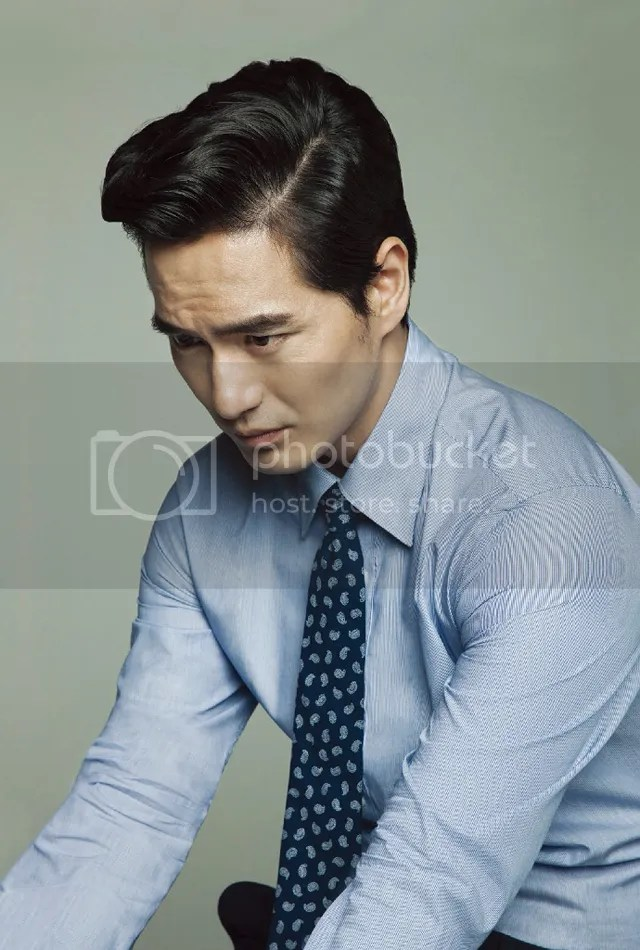 A Clean Cut Lee Jin Wook For LOfficiel Hommes Koreas
