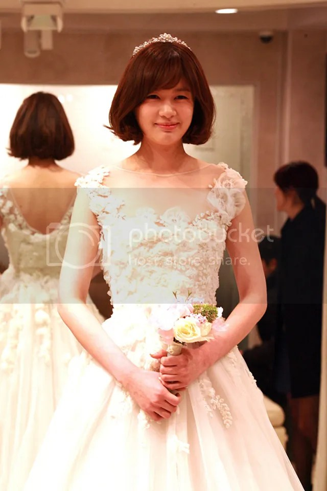 Can We Get Married Jung So Min In Another Bridal Gown