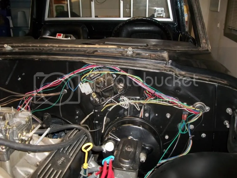 medium resolution of it s a snap wiring harness about done international full size open wiring harness pretty close to