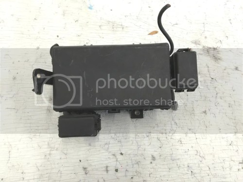 small resolution of details about 2006 2009 toyota 4runner 4 0 v6 under hood fuse box oem 06 07 08 09