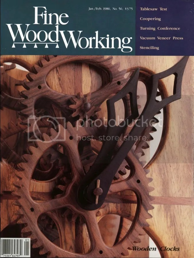 fine woodworking magazine plans