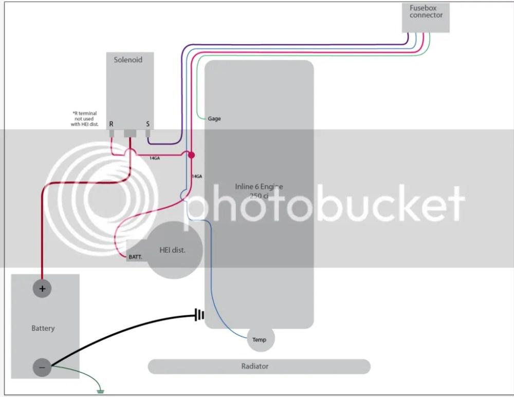medium resolution of cadillac hei distributor wiring diagram