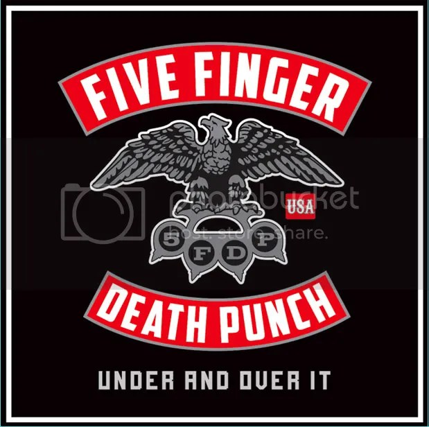 Five Finger Death Punch Release New Single 'Under And Over