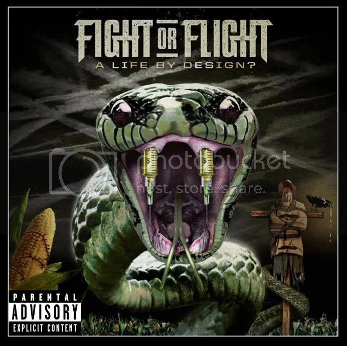 Fight or Flight: 'A Life by Design?' Album Artwork, Track List Available