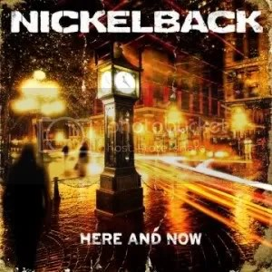 Nickelback: 'Here and Now' Album Track List and Artwork Available!
