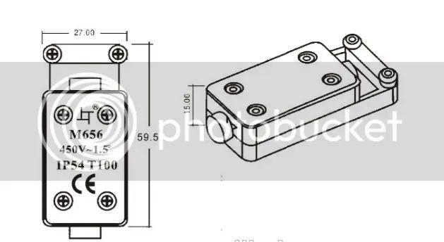 telephone wiring junction block phone terminal wire box 40218i ebay