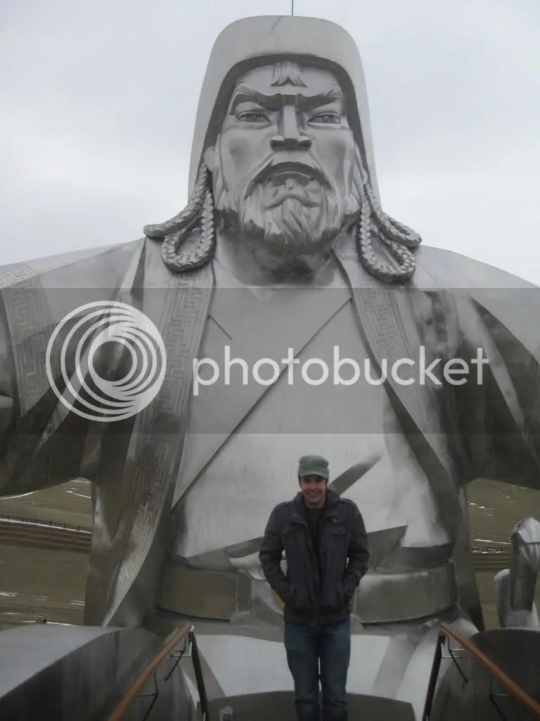 David v Genghis