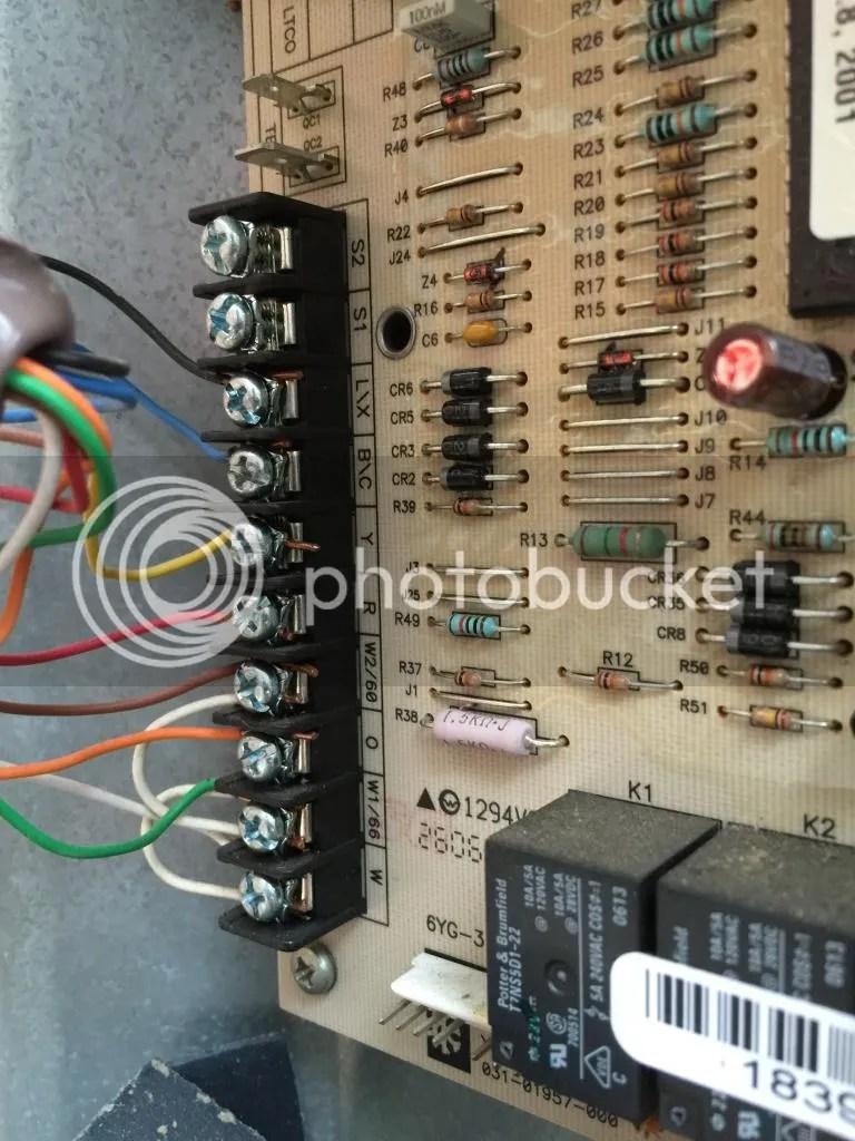 hight resolution of york heat pump wiring help