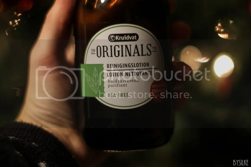 Kruidvat Originals Reinigingslotion tea tree