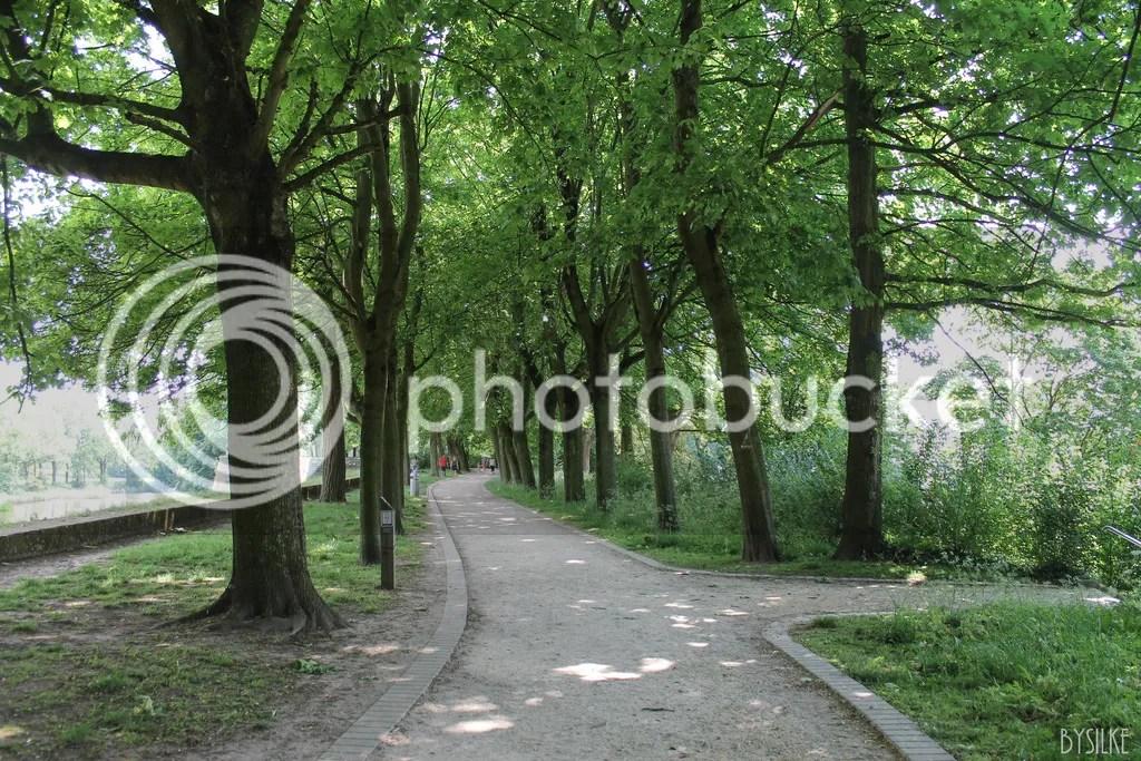 Ieper Vestingroute wandelen