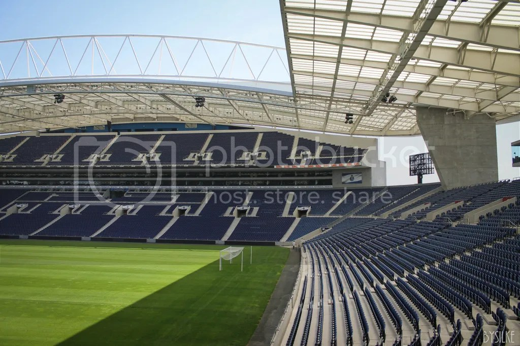Estadio de dragao porto
