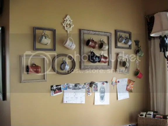 Coffee cup gallery