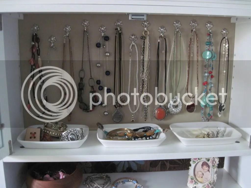 J is for Jewelry Storage