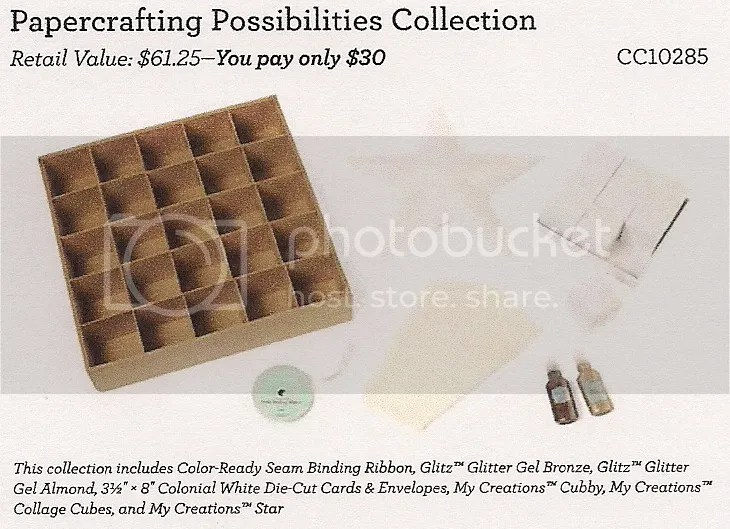 Papercrafting Possibilities Collection - CC10285