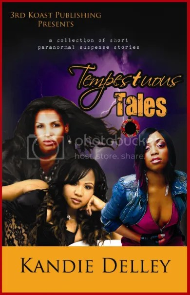 Kandie Delley - Tempestuous Tales