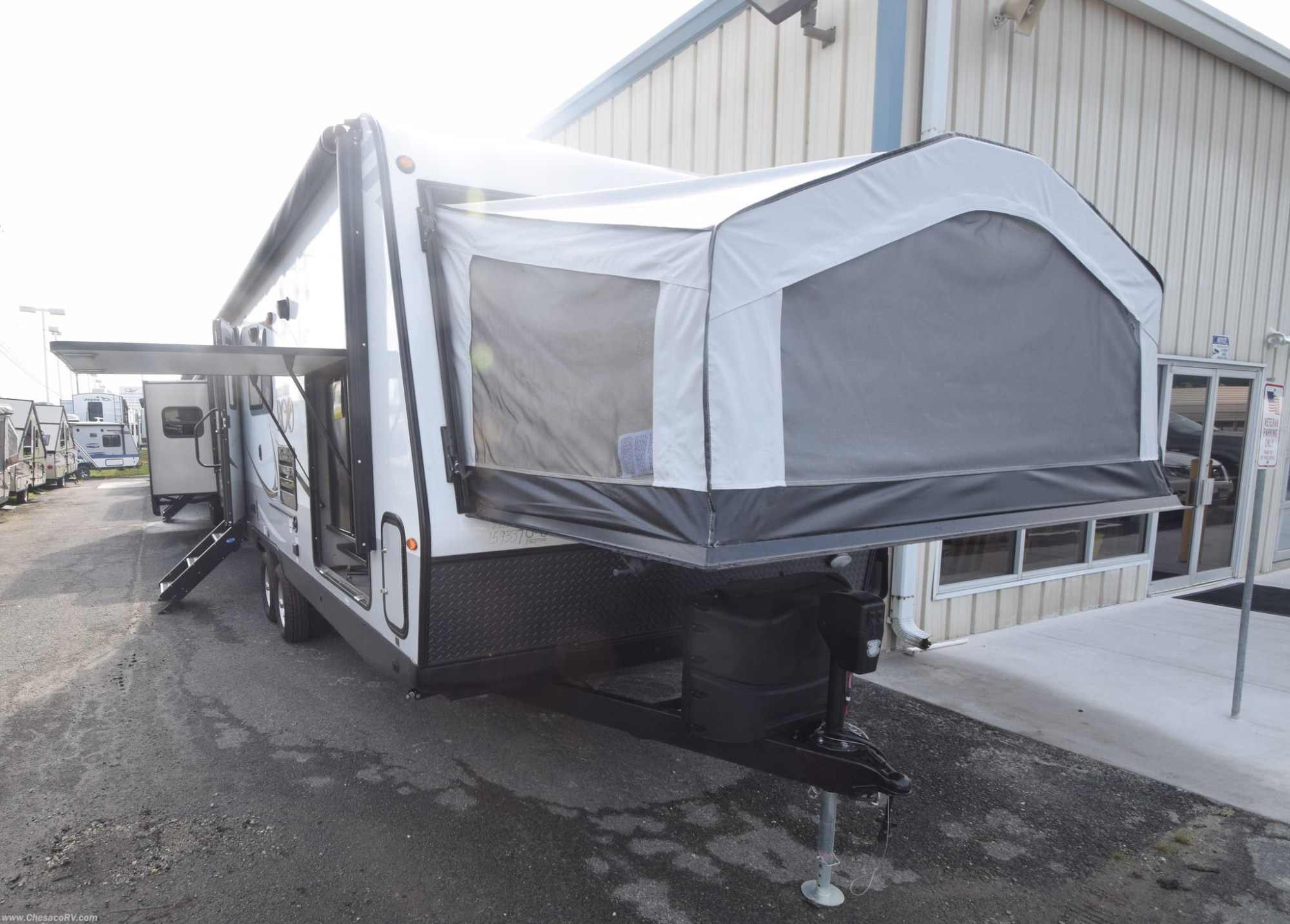 hight resolution of new travel trailer 2019 forest river rockwood roo 235s
