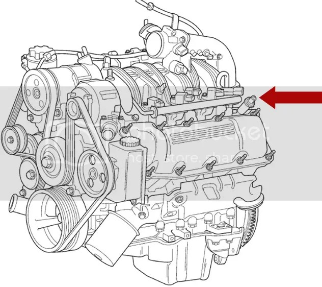 Jeep liberty 3.7 engine diagram