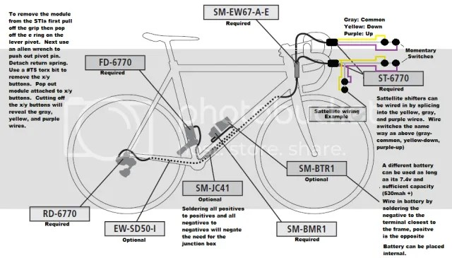 DIY Ultegra Di2 TT (Page 11): Triathlon Forum: Slowtwitch