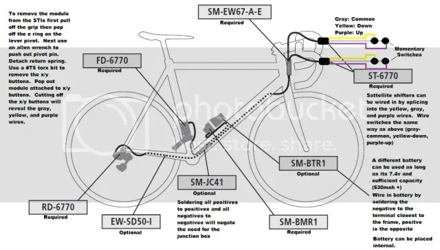 DIY Ultegra Di2 TT (Page 7): Triathlon Forum: Slowtwitch