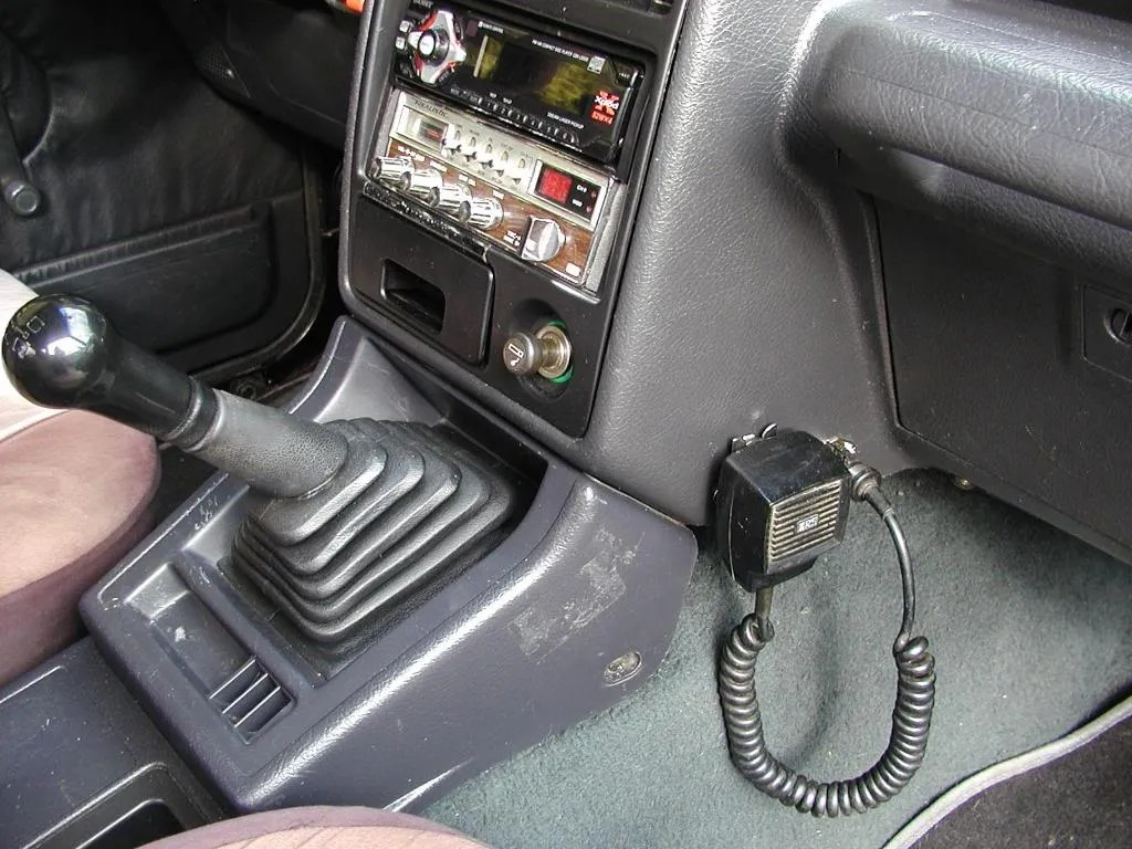 1996 Jeep Cherokee Stereo Wiring Installing Radio And Cb In Place Of Dual Din Suzuki