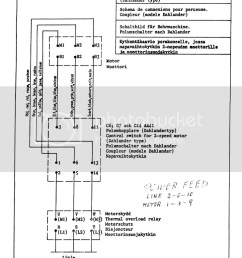 uvw electric motor wiring diagram wiring librarythe writing on the documents presents the power feed wiring [ 729 x 1080 Pixel ]