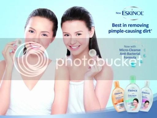 Eskinol cleanser