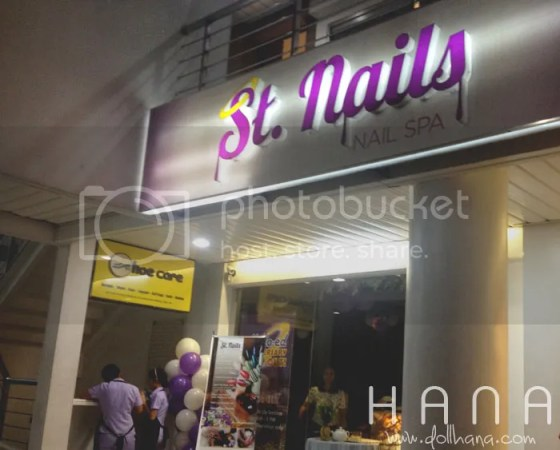St Nails Nail Spa