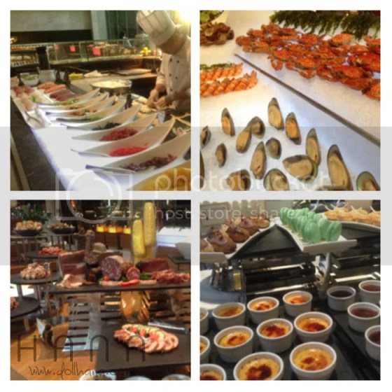 diamond hotel buffet