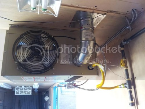 small resolution of mr heater maxx 45k propane heater install the garage journal boardmr heater thermostat wiring diagram