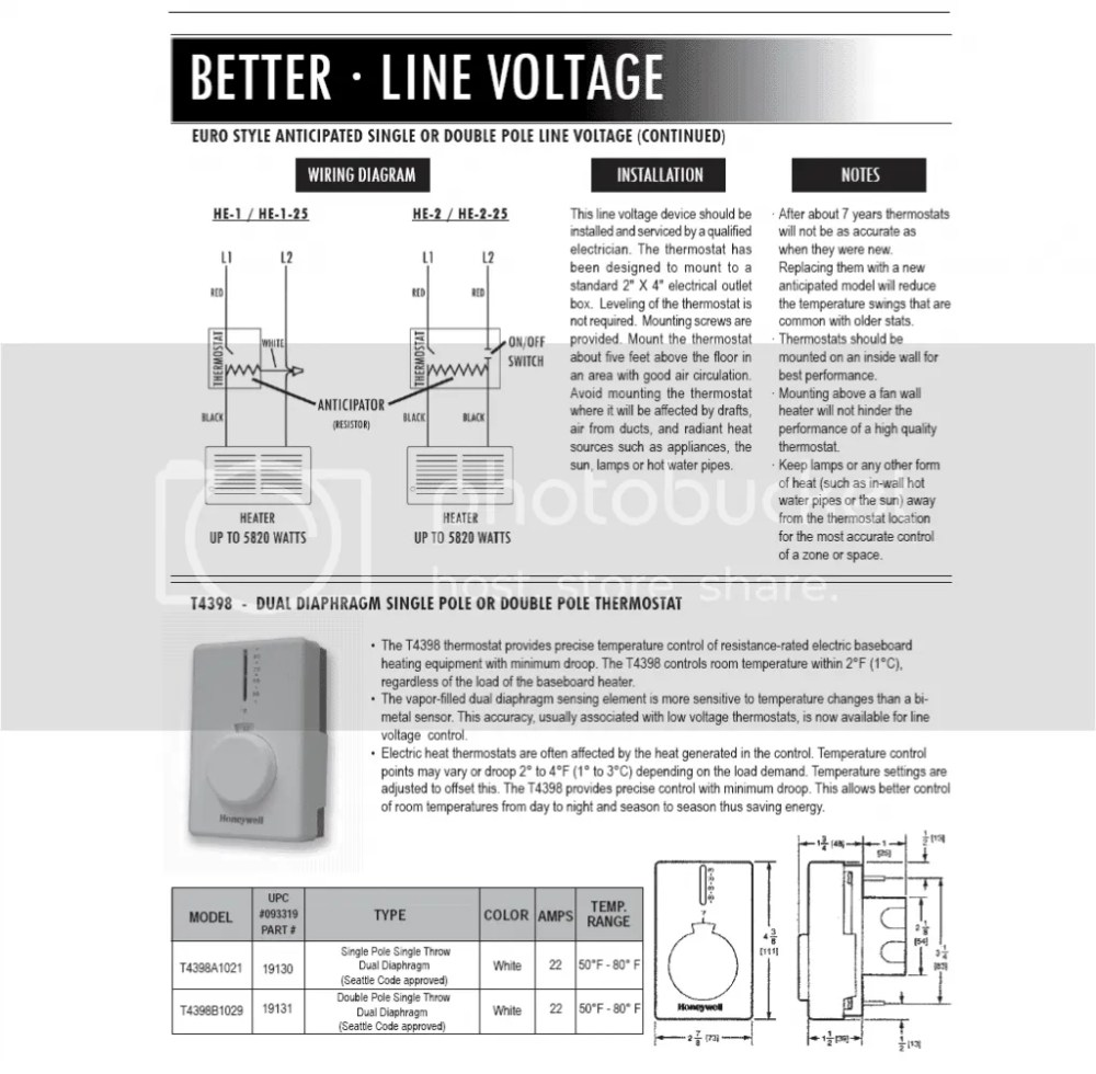 medium resolution of thermostat wiring diagram double pole install mr heater maxx diagram