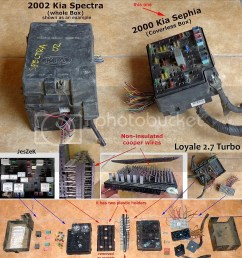 relay u0026 fuse box dissection repairing electrical gremlins kia forum ford contour fuse box [ 859 x 1024 Pixel ]