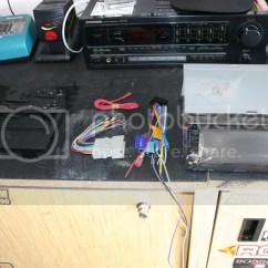 2003 Chevy Truck Radio Wiring Diagram 2011 Honda Pilot Fuse Installing Ddin Units Bose Amp Bypass Forum Gm