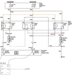 cooling fans and a c compressor wiring ls1tech wiring diagram for you ls1 dual fan relay wiring [ 1235 x 1201 Pixel ]