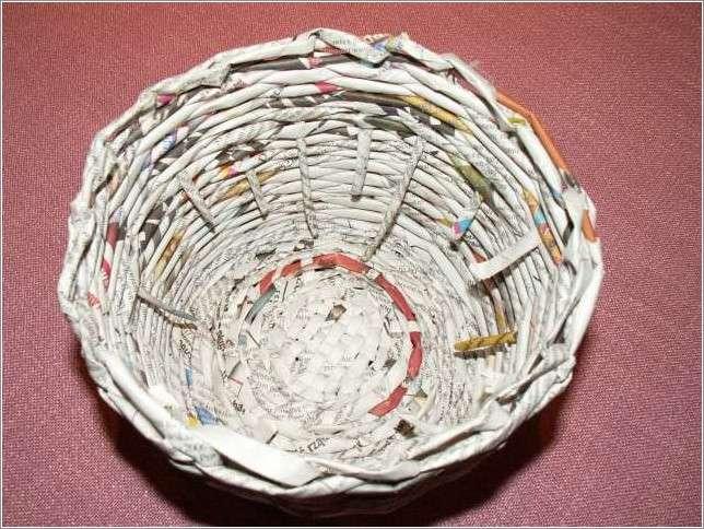 مجله عاشقات الاشغال اليدويه ملف كامل عن طرق عمل السله