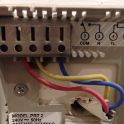 Honeywell T6360 Room Thermostat Wiring Diagram Boat Potterton Prt2 : 40 Images - Diagrams ...