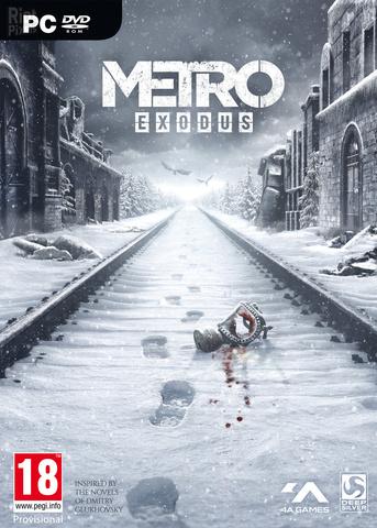 281- Metro: Exodus [Bonus Content + MULTi14] – [DODI Repack, From