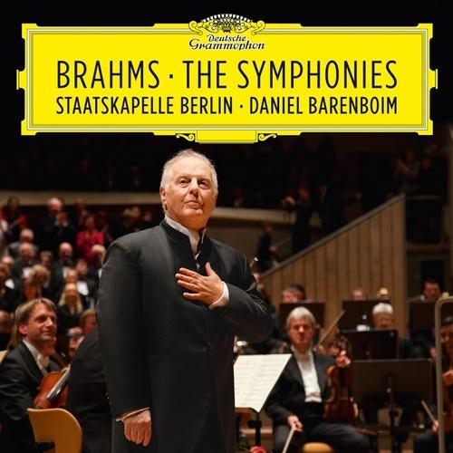 Staatskapelle Berlin - Brahms: Symphonies (2019)