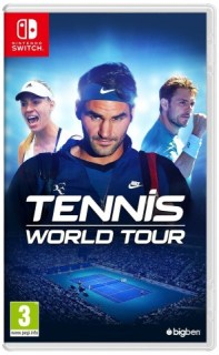 Tennis World Tour Switch XCI NSP - Switch-xci com