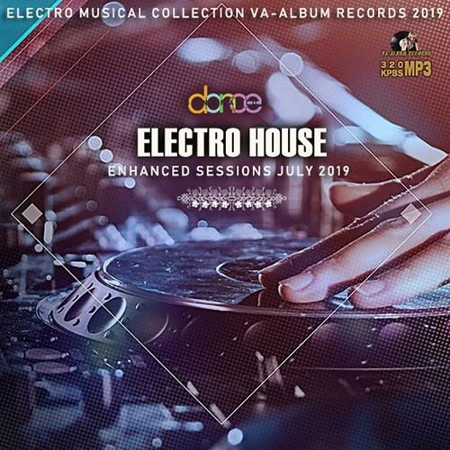 Enhanced Session Electro House (2019)