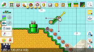 8bd9d5b8b9f9c5a3900e1efc2cf69ef8 - Super Mario Maker 2 Switch NSP XCI