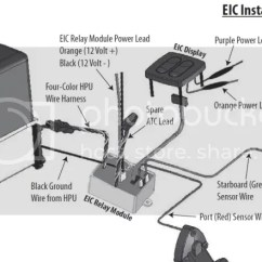 Bennett Trim Tab Wiring Diagram Porsche 924 Turbo Rocker Switch Indicator - The Hull Truth Boating And Fishing Forum