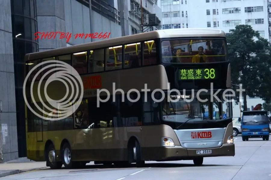 38特別班次取道臨華街??? - 巴士攝影作品貼圖區 (B3) - hkitalk.net 香港交通資訊網 - Powered by Discuz!