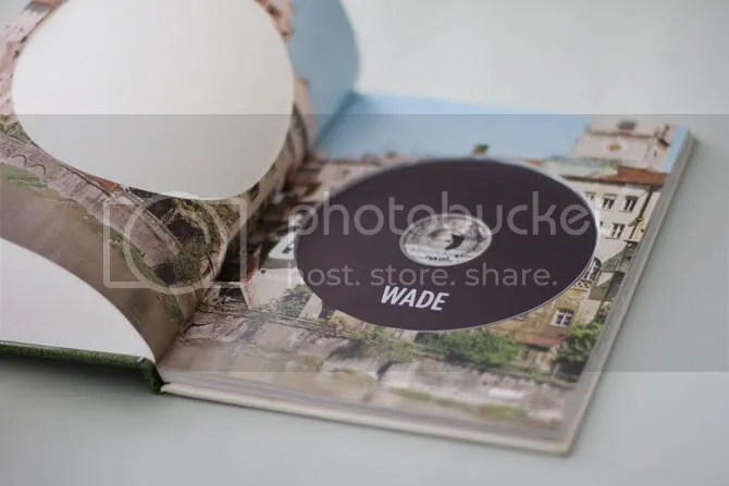 Wade Showreel Packaging