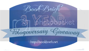 Book Briefs Blogoversary