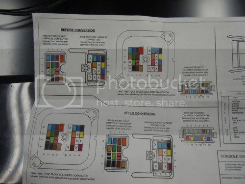 small resolution of 69 camaro fuse box connector trusted wiring diagram u2022 57 chevy fuse panel diagram 69