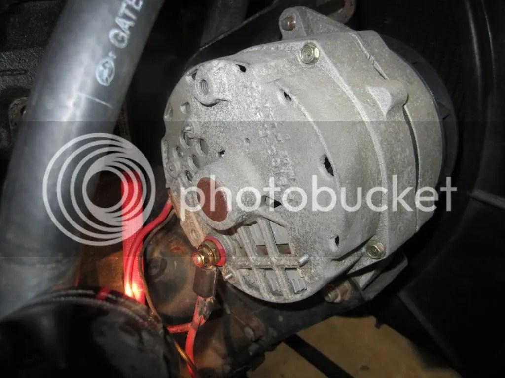 delco remy alternator diagram mini chopper wiring proper grounding locations for starter, and dedicated ground buss - jeepforum.com