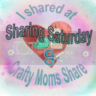 Sharing Saturday Button